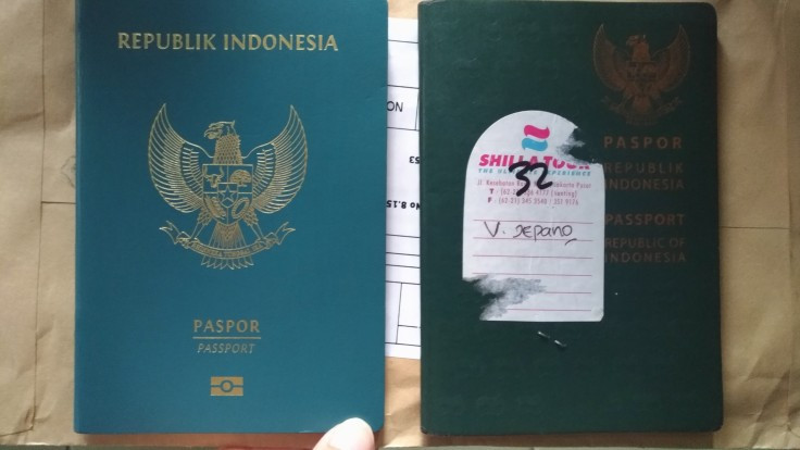 E-passport vs Passport